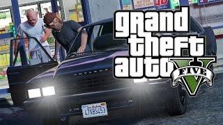 GTA 5 Thug Life #3 Hold up gone wrong