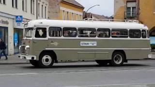 56-os busz Esztergomban