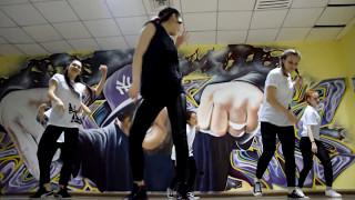 DJ RASIMCAN & ODYSSEY - BLOW KISS | DANCEHALL ROUTINE BY SUNNY BLACK ARMY | RISE DANCE STUDIO