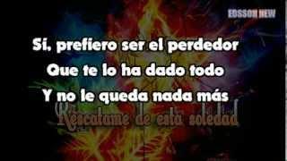 """Enrique Iglesias feat. Marco Antonio Solis """"El Perdedor"""" (letra)"""