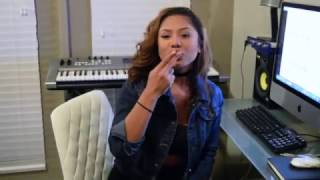 No Limit - Usher   Kassy Levels Cover