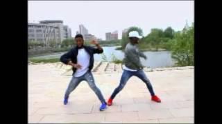 shatta wale x dj flex chop kiss  3D DANCE CREW