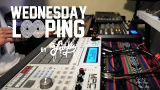 Funky Melt - Wednesday Looping (Ableton Live)