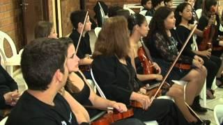 Concerto orquestra câmara Santa Teresinha do menino Jesus