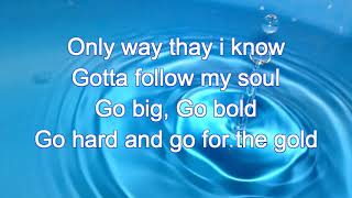 RUDENKO & Aloe Blacc - Go for the gold Lyrics