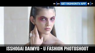 Isshogai Daimyo - U Fashon Photoshoot | FashionTV