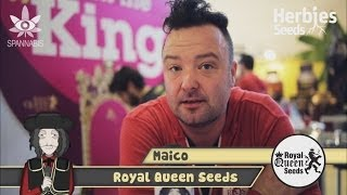 Royal Queen Seeds @ Spannabis 2014 Barcelona
