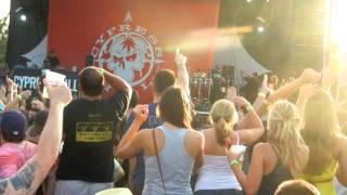 "Cypress Hill ""How I Could Just Kill A Man"" Pinellas Park, FL 9/1/2012"