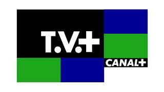 Fin pub + jingle canal + générique tv+ en 16/9 HD