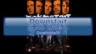 Downstait - No One [HD, HQ]