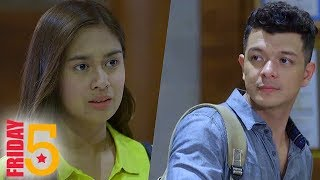 Friday 5: 5 undeniable hints Lino and Jacky are still not over each other in Halik