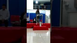 Amanda Lara( Cover-Em fervente Oração: Coral Kemuel) PARTE 2