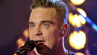 Robbie Williams - Love my life en vivo - live (Español - Lyrics)