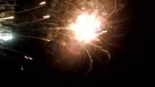 San Giovanni Torino 2011 ( Fuochi d'artificio) Parte 6