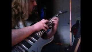 LIBERTY COVER PERFORMED BY ROB HAYES ON IBANEZ UNIVERSE 7 & EVENTIDE HARMONIZER MUSIC BY STEVE VAI