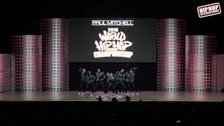 Bubblegum - New Zealand (Bronze Medalist Junior Division) @ #HHI2016 World Finals