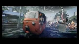 Bajaj Berubah Menjadi Robot Transformer (Karya Film Animasi Indonesia) width=
