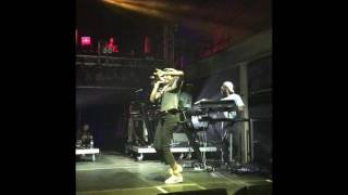 Little Simz 'Bad to the Bone' LIVE