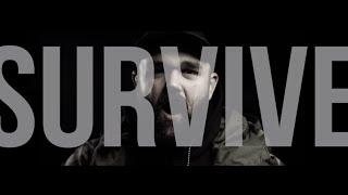 """GIDEON """"Survive"""" OFFICIAL VIDEO (Feat. Caleb Shomo)"""