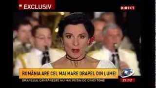 Angela Gheorghiu - Romanian National Anthem