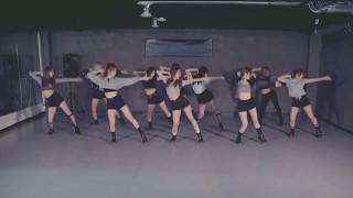 PRISTIN(프리스틴) - Black Widow(블랙 위도우) Mirrored Dance Practice