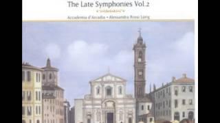 G. B. Sammartini, Sinfonia in E flat JC28 II Andante allegrino - Accademia d' Arcadia