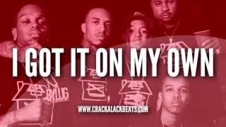 Detroit x Doughboyz Cashout Type Beat/Instrumental 2017 | I Got It On My Own (Prod. by Cracka Lack)