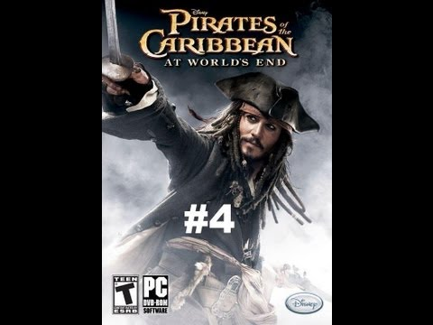 Pirates Of The Caribbean At World's End Pc Game (Part 4)