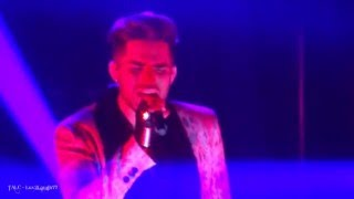 TALC HD - Adam Lambert - After Hours - #TohUSTour - Terminal 5 NYC