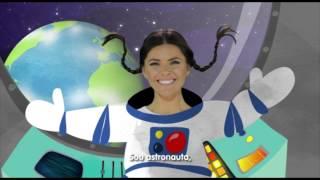 Sónia e as Profissões - O Astronauta