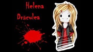 Helena,the rebelious daughter of Alucard and Seras...