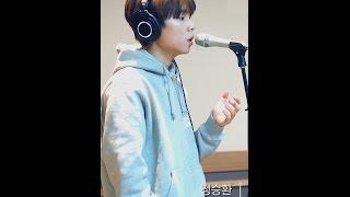 [Moonlight paradise] Jung Seung Hwan -  In that winter, 정승환 - 그 겨울 [박정아의 달빛낙원] 20161202