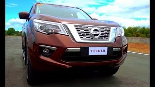 ชมตัวจริง 2019 Nissan Terra ภายนอก-ภายใน ผลิตในไทยส่งขายทั่วอาเซียน ขายในไทยปลายปี 2018 นี้