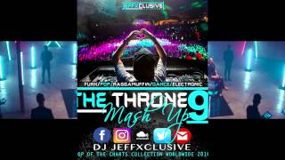 DJ JEFFXCLUSIVE - THE THRONE VOL.9 - BEST OF 2016 (TEASER)