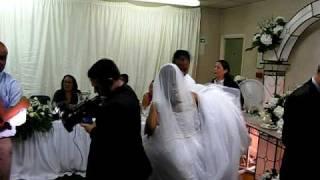 Nando Semedo no casamento to Igor