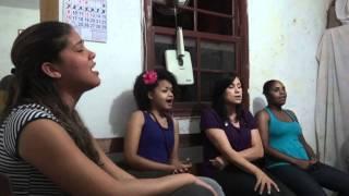 "PROJETO AFIRMA ""Te Louvarei"" Harmonia de primeira no ensaio 08/10/2011"
