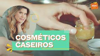 Como fazer hidratante e desodorante caseiros | Alana Rox | Diário de Uma Vegana