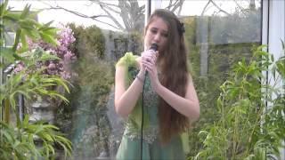 Miréya (15 years) - Nessun Dorma (cover, Andrea Boccelli & Pavarotti)