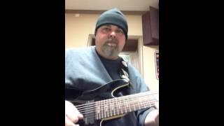 Tommy Cox & Schecter Omen 8-String