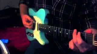 Randy Houser - Runnin outta moonlight - Guitar Cover