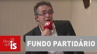 Tognolli: Tesoureiros investigados na Lava Jato devem gerir maior parte do fundo partidário
