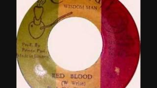 Black Skin The Prophet - Red Blood
