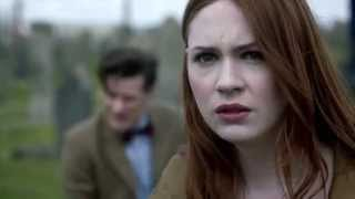 Amy's Farewell - Doctor Who - The Angels Take Manhattan - BBC
