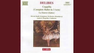 Coppélia-Suite: Act I - Valse