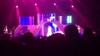 Nicki Minaj - Pound the Alarm LIVE in Oakland 2012