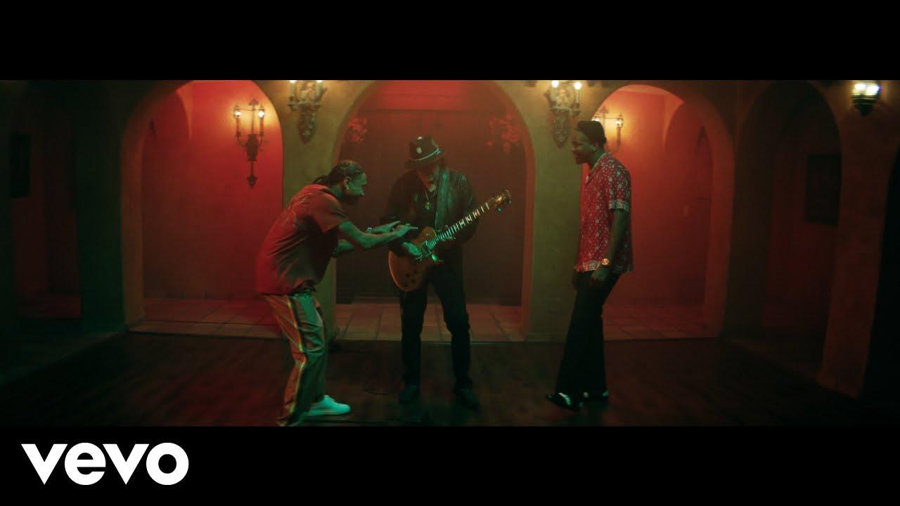 Tyga, YG, Santana - MAMACITA