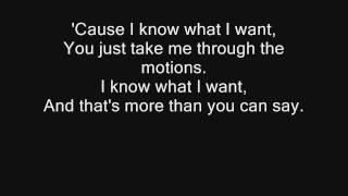 Sum 41 - Rhythms (with lyrics)