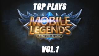 Mobile Legends Top Plays Vol.1