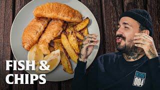 FISH AND CHIPS PARA O VERÃO!
