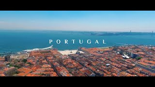 Portugal: Castles and Fries 4K Video | DJI Phantom Drone + Osmo | Aerial Footage | Vilius & Erika